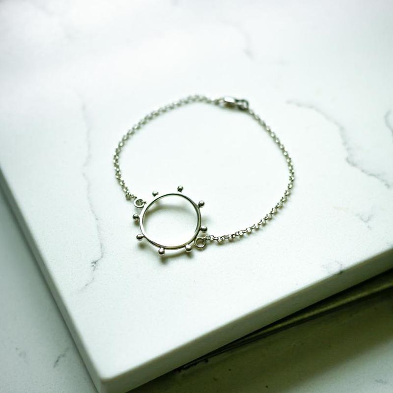 Grained Bracelet